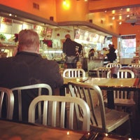 Photo taken at NYU Campus Eatery by Brandon T. on 12/14/2012