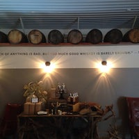 Photo taken at Cooperstown Distillery by Tierney C. on 2/8/2014