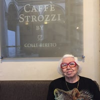Photo taken at Caffe' Giacosa a Palazzo Strozzi by regina p. on 6/14/2016