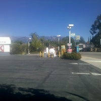 Photo taken at Shell by Carol L. on 10/17/2012