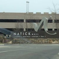 Photo taken at Natick Mall by Berenice L. on 3/31/2013
