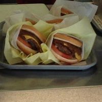 Photo taken at Original Tommy's Hamburgers by Chuck D. on 12/13/2012
