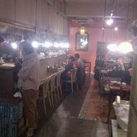 Photo taken at Cafe Amar by Tina T. on 11/18/2012