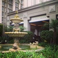 Ritz Carlton Marina Del Rey Spa Reviews