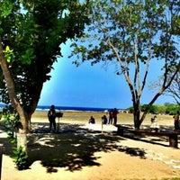 Photo taken at Nusa Dua Beach by Deean D. on 10/13/2012