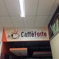 Photo taken at Caffe Forte by AnEEL on 8/25/2013