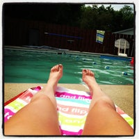 Photo taken at RP Poolside by Paula W. on 7/7/2013