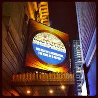 Foto diambil di Lunt-Fontanne Theatre oleh HarlemGal -. pada 3/20/2013