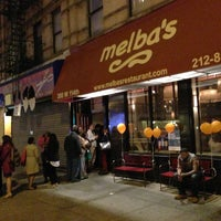 Photo taken at Melba's American Comfort Food by HarlemGal -. on 5/3/2013