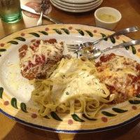 Photo taken at Olive Garden by Jon S. on 3/2/2013