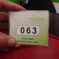 Photo taken at Larissa Aesthetic Centre by cipiacca on 7/11/2015
