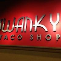 Photo taken at Swanky's Taco Shop by JJ B. on 8/3/2013
