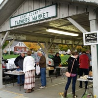 Photo taken at Ashe County Farmers Market by Marcus C. on 10/18/2014