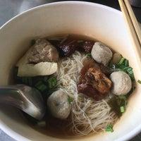 Photo taken at Yak Yai Noodle Soup by FERNN. on 9/3/2016