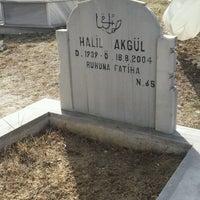 Das Foto wurde bei Altınşehir Mezarlığı von Dilek K. am 9/11/2016 aufgenommen
