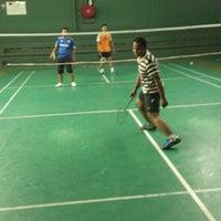 Photo taken at 99 Badminton Court by Fadhli Reza Z. on 4/25/2013