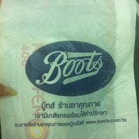 Photo taken at Boots by Enjoy W. on 8/10/2013