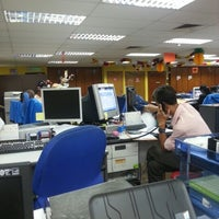 Photo taken at Tenaga Nasional Berhad by Muhammad S. on 1/21/2013