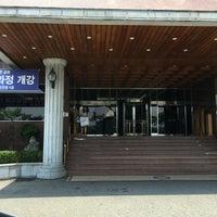 Photo taken at Dongbang Hotel by Daewook Ban on 6/14/2016
