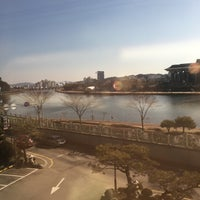 Photo taken at Dongbang Hotel by Daewook Ban on 3/1/2016