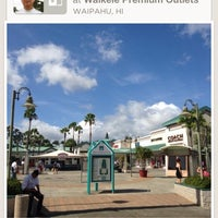 Photo taken at Waikele Premium Outlets by Daewook Ban on 7/16/2013