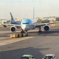 Photo taken at Gate 9 - GMP Domestic by Daewook Ban on 6/11/2017