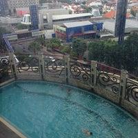 Photo taken at Hotel Pullman Surabaya City Centre by Daewook Ban on 4/28/2013