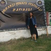 Photo taken at Orhanlı by Çiğdem E. on 7/9/2016