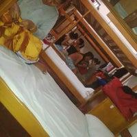 Photo taken at Desa Wisata Hotel , Resort & Convention Hall by Ena L. on 8/24/2015