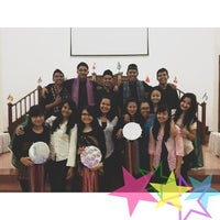 Photo taken at Gereja Kristen Jawa Bekasi by Dianing L. on 6/4/2013