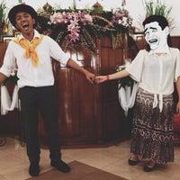 Photo taken at Gereja Kristen Jawa Bekasi by Dianing L. on 7/15/2013