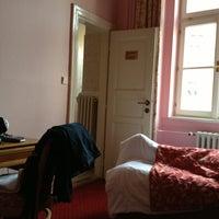 Photo taken at Hotel ANNA Prague by Leena E. on 12/31/2012