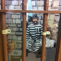 Photo taken at Folsom State Prison (FSP) by Максим Г. on 9/13/2013