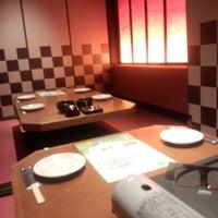 Photo taken at 雫NO庭 船橋店 by yoshi t. on 7/13/2013