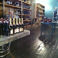 Photo taken at Grapeshot Wine & Spirits by thecoffeebeaners on 8/14/2013