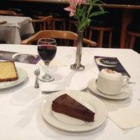 Photo taken at Café del Palacio by Samanta S. on 2/18/2015