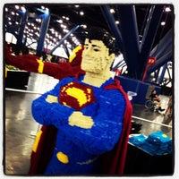 Foto scattata a Comicpalooza Convention da Hermes T. il 5/26/2013