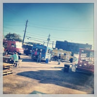 Photo taken at Houston Food Park by Hermes T. on 11/2/2013