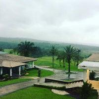 Photo taken at Sentul Highlands Golf Club by Athanasios Herry on 11/13/2016