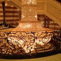 Photo taken at Waldorf Astoria Jeddah - Qasr Al Sharq by Abdulaziz A. on 4/16/2013