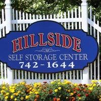Photo taken at Hillside Self Storage Center, LLC by Hillside Self Storage Center, LLC on 10/28/2014