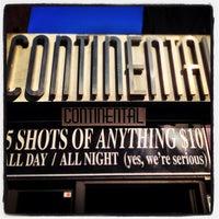 Das Foto wurde bei Continental von Mark S. am 5/31/2013 aufgenommen