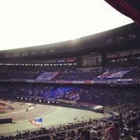 Photo taken at Nissan Stadium by K K. on 5/3/2013