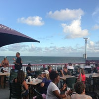 Photo taken at Coconut Joe's Beach Grill by Raigan on 7/6/2013