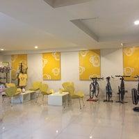 Photo taken at R Rom D Resort by Chantaralak on 4/2/2016