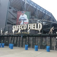 Photo taken at Safeco Field by Marlon E. on 7/29/2013
