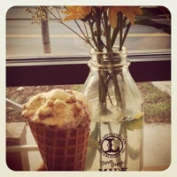 Photo taken at Jeni's Splendid Ice Creams by Megan O. on 10/10/2013
