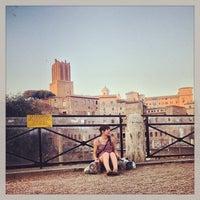 Photo taken at Rome by Mariya R. on 6/14/2013