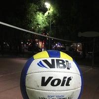 Photo taken at Yalı voleybol Sahası by Burak Ç. on 7/20/2017