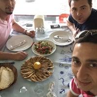 Photo taken at Değer Otel - Canlı Balık Restaurant by Burak Ç. on 5/24/2015